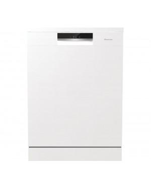 Hisense HS661C60WUK Full Size Dishwasher, White