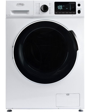 Belling FWD8614 Sensicare Washer Dryer, White