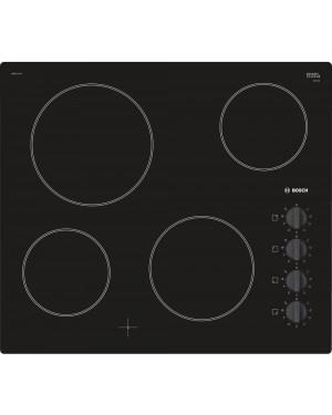 Bosch Serie 2 PKE611CA1E Electric Ceramic Hob, Black