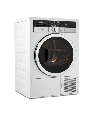 Grundig GTN38250MGCW 8kg Heat Pump Tumble Dryer, White