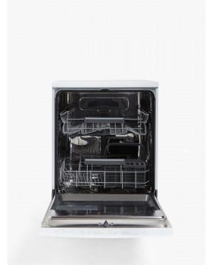 John Lewis JLDWW1327 Freestanding Dishwasher, White