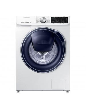 Samsung QuickDrive + AddWash WW90M645OPW Smart 9 kg 1400 Spin Washing Machine, White