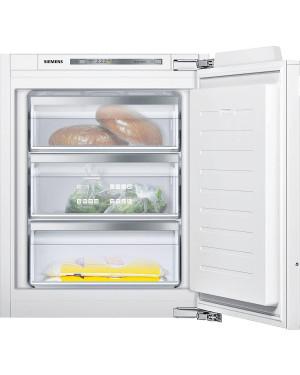 Siemens GI11VAF30 iQ500 56cm Wide Integrated Upright In-Column Freezer, White