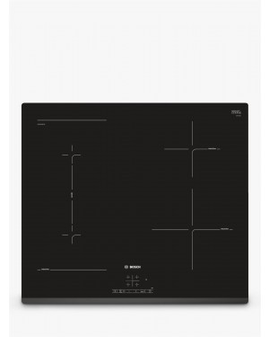 Bosch Serie 4 PWP631BF1B Induction Hob, Black