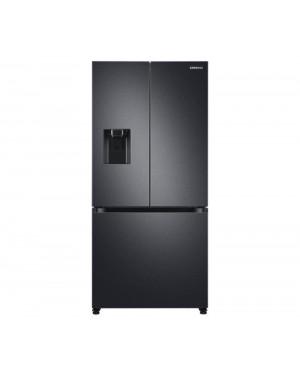 Samsung RF50A5202B1 Freestanding 75/25 French Fridge Freezer, Black