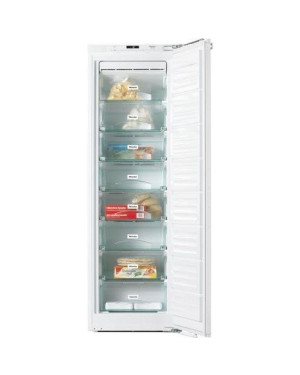 Miele FNS37402i Frost Free Built In Freezer, White