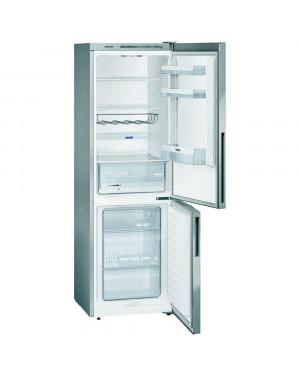 Siemens KG36VVI32G Low Frost Freestanding Fridge Freezer, Silver