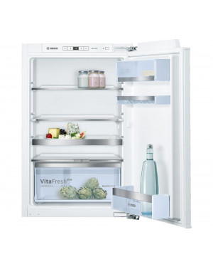 Bosch KIR21AF30G A++ 87.4cm In-column Integrated Fridge Door-on-door, White