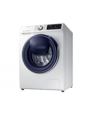 Samsung QuickDrive + AddWash WW80M645OPW Smart 8 kg 1400 Spin Washing Machine, White