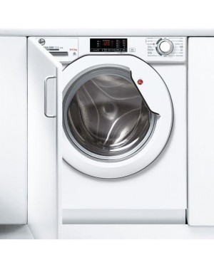 Hoover HBD485D1E/1-80 H-WASH 300 LITE 8kg Wash 5kg Dry Integrated Washer Dryer