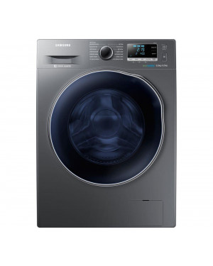 Samsung ecobubble WD90J6A10AX 9 kg Washer Dryer, Graphite