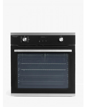 John Lewis JLBIOS643 Built-in Single Oven, A+ Rating, Stainless Steel