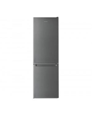 Hotpoint H1NT 811E OX 1 60/40 Fridge Freezer, Stainless Steel