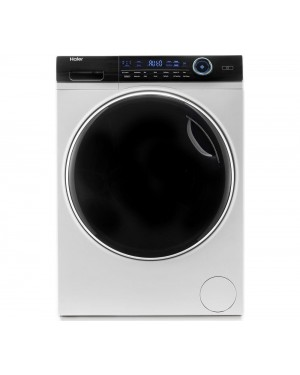 Haier I-Pro Series 7 HW120-B14979 12 kg 1400 Spin Washing Machine, White