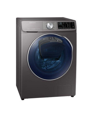 Samsung QuickDrive + Addwash WD90N645OOX Smart 9kg Washer Dryer, Graphite