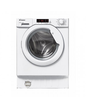 Candy CBWM914S-80 Integrated 9 kg 1400 Spin Washing Machine, White