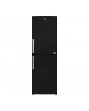 Beko HarvestFresh CFP3691VB 50/50 Fridge Freezer, Black