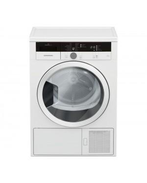Grundig GTN28240GW 8 kg Heat Pump Tumble Dryer, White