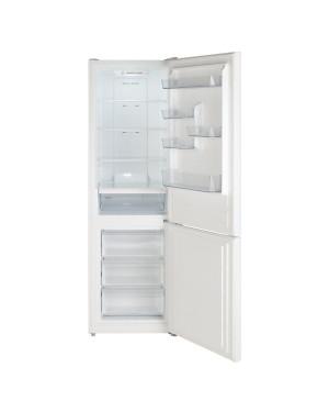 Lec TNF60188W White Frost Free Fridge Freezer
