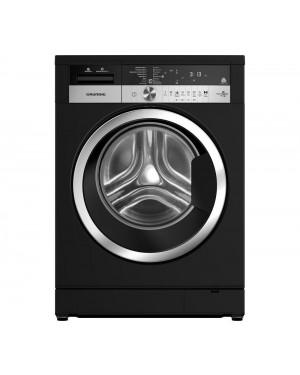 Grundig GWD38400CB Bluetooth 8 kg Washer Dryer, Black