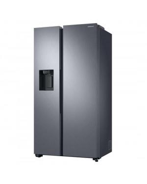 Samsung RS68N8220S9 American Style Fridge Freezer, Silver