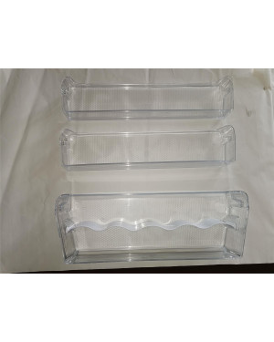 Hotpoint SMX85TU Door Shelves, Clear