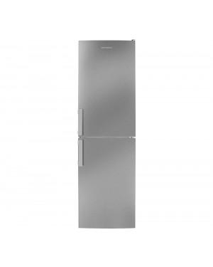 Grundig GKF15810N 50/50 Fridge Freezer, Brushed Steel