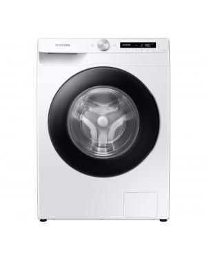 Samsung Series 5+ WW80T534DAW Freestanding ecobubble Washing Machine, 8kg Load, 1400rpm Spin, White
