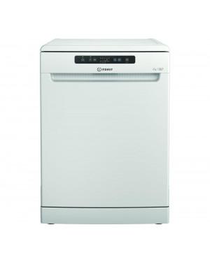 Indesit DFC 2B+16 UK Full-size Dishwasher, White