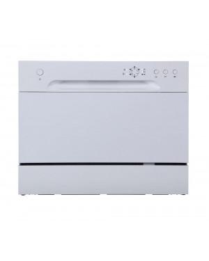 Essentials CUE CDWTT20 Table Top Dishwasher, White