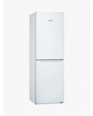 Bosch Serie 2 KGN34NWEAG Frost Free Fridge Freezer, White