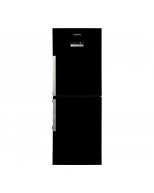 Grundig GKN16910B 50/50 Fridge Freezer, Black