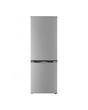 Currys Essentials C50BS20 60/40 Fridge Freezer, Silver