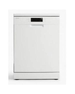John Lewis & Partners JLDWW1429 Freestanding Dishwasher, White
