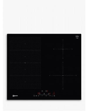 Neff T56FD50X0 Electric Induction Hob, Black