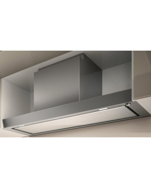 Elica Filo IX/A/60 Cooker Hood, Stainless Steel