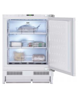 Beko BSFF3682 Integrated Undercounter Freezer, Fixed Hinge