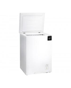 Essentials C95CFW20 Chest Freezer, White
