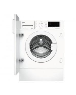 Beko WIX765450 Integrated 7kg 1600rpm Washing Machine, White