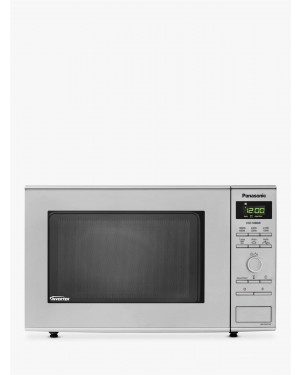 Panasonic NN-SD27HSBPQ Solo Microwave, Stainless Steel