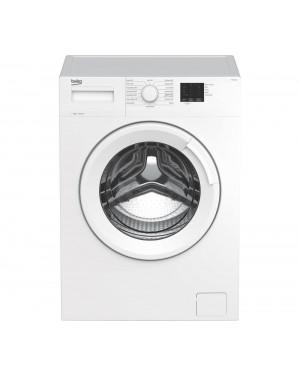 Beko WTK84011W 8kg 1400 Spin Washing Machine, White
