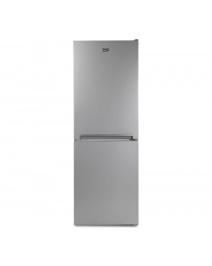 Beko CFG15813PS Freestanding Fridge Freezer, A+ Rating, 54cm, Silver