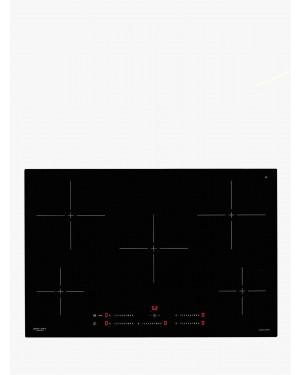 John Lewis 80cm JLBIIH806 Induction Hob, Black