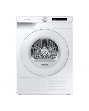 Samsung DV80T5220TW/S1 WiFi-enabled 8 kg Heat Pump Tumble Dryer, White