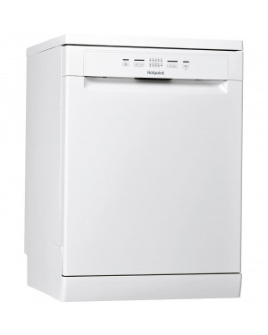 Hotpoint HFE2B+26CNUK Standard Dishwasher, White