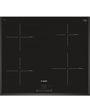 Bosch Serie 4 PIE651BB1E Electric Induction Hob, Black