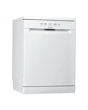 Hotpoint HFC 2B19 UK N Full-size Dishwasher, White