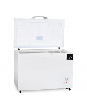 Logik L300CFW20 Chest Freezer, White