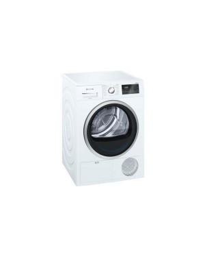 Siemens WT45N201GB Condenser Tumble Dryer, 8kg Load, White