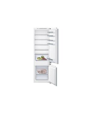 Siemens IQ-300 KI87VVF30G Integrated 80/20 Fridge Freezer, White